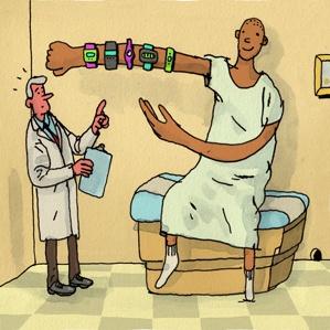 Врачи не знают, что делать с данными с фитнес-трекеров пациентов - 1