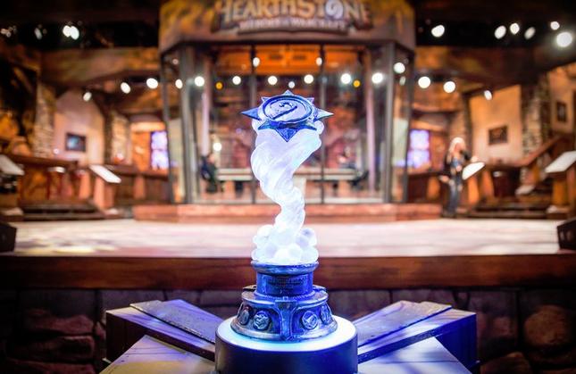 Activision Blizzard объявила о проведении чемпионата мира по Hearthstone: Heroes of Warcraft 2016 - 1
