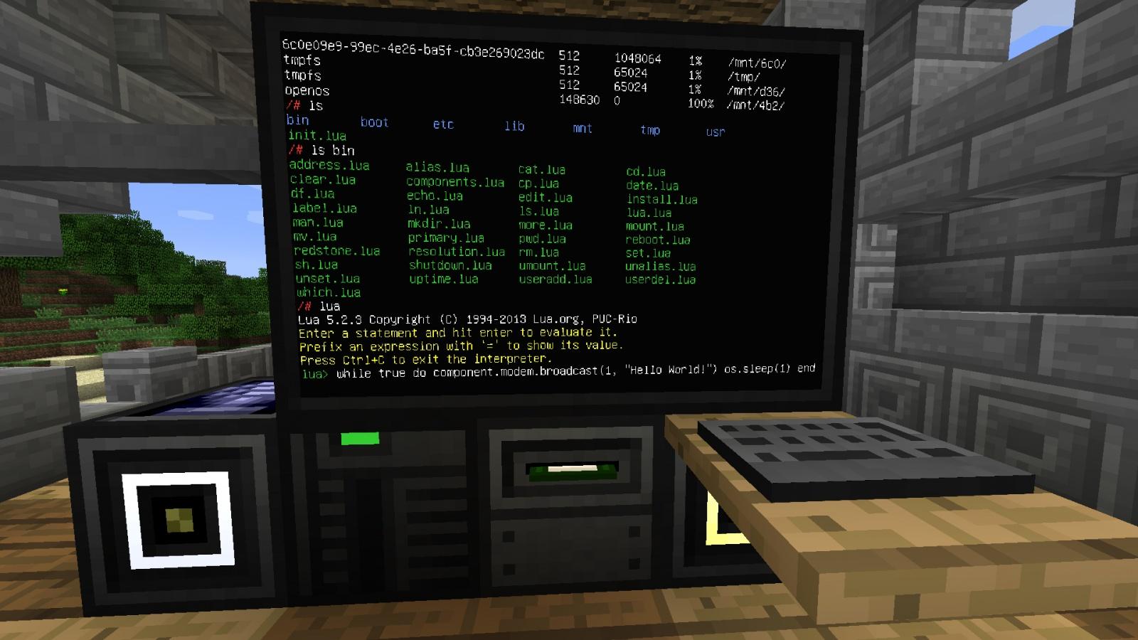 IoMT — интернет вещей от Minecraft: управляем реальными объектами в виртуальном мире - 1
