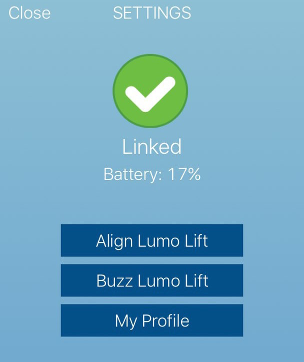 Lumo Lift — электронный корректор осанки для офиса - 13