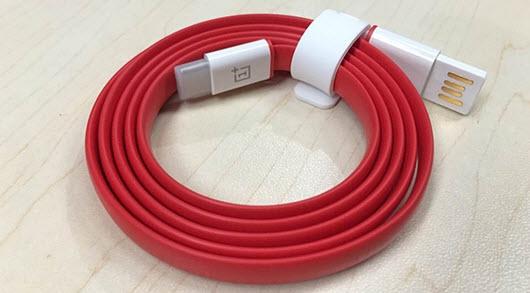 OnePlus не собирается менять кабель USB Type-C из комплекта поставки OnePlus 2, который может нанести вред другой электронике