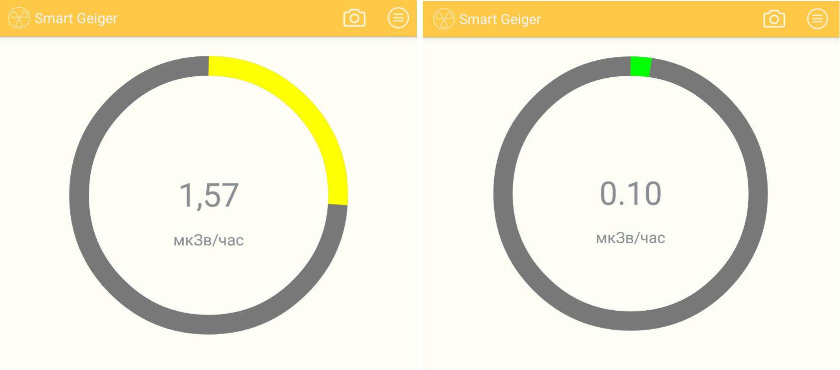 Smart Geiger — миниатюрный «датчик Гейгера» в смартфоне: коллекция насадок от FT Lab - 7
