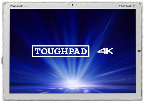 Panasonic оценила новый планшет Toughpad 4K в $4230