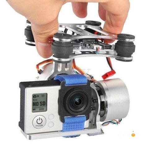 Предполетные подготовки GoPro - 3