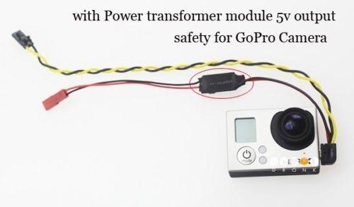 Предполетные подготовки GoPro - 5