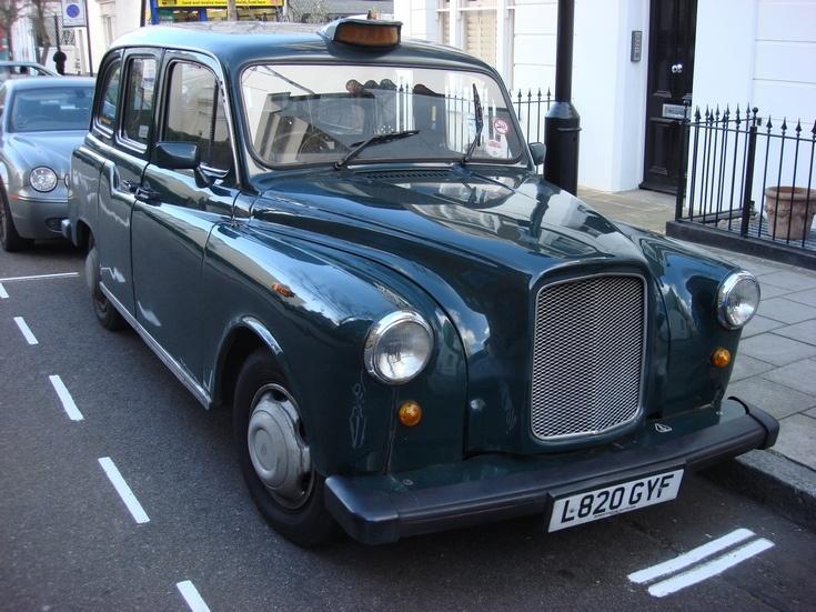 Такси Лондона обзаведутся терминалами NFC