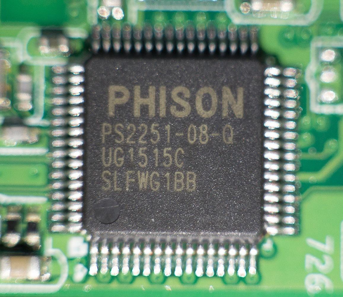 [Тестирование] USB накопитель HyperX Savage USB 3.1 Gen 1 емкостью 128 гигабайт - 6