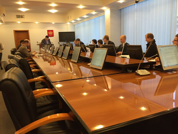 В Роскомнадзоре прошла встреча с обычными пользователями Википедии - 1