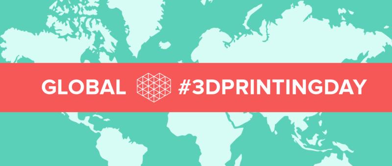 Всемирный День 3D-печати в Prototypster - 1