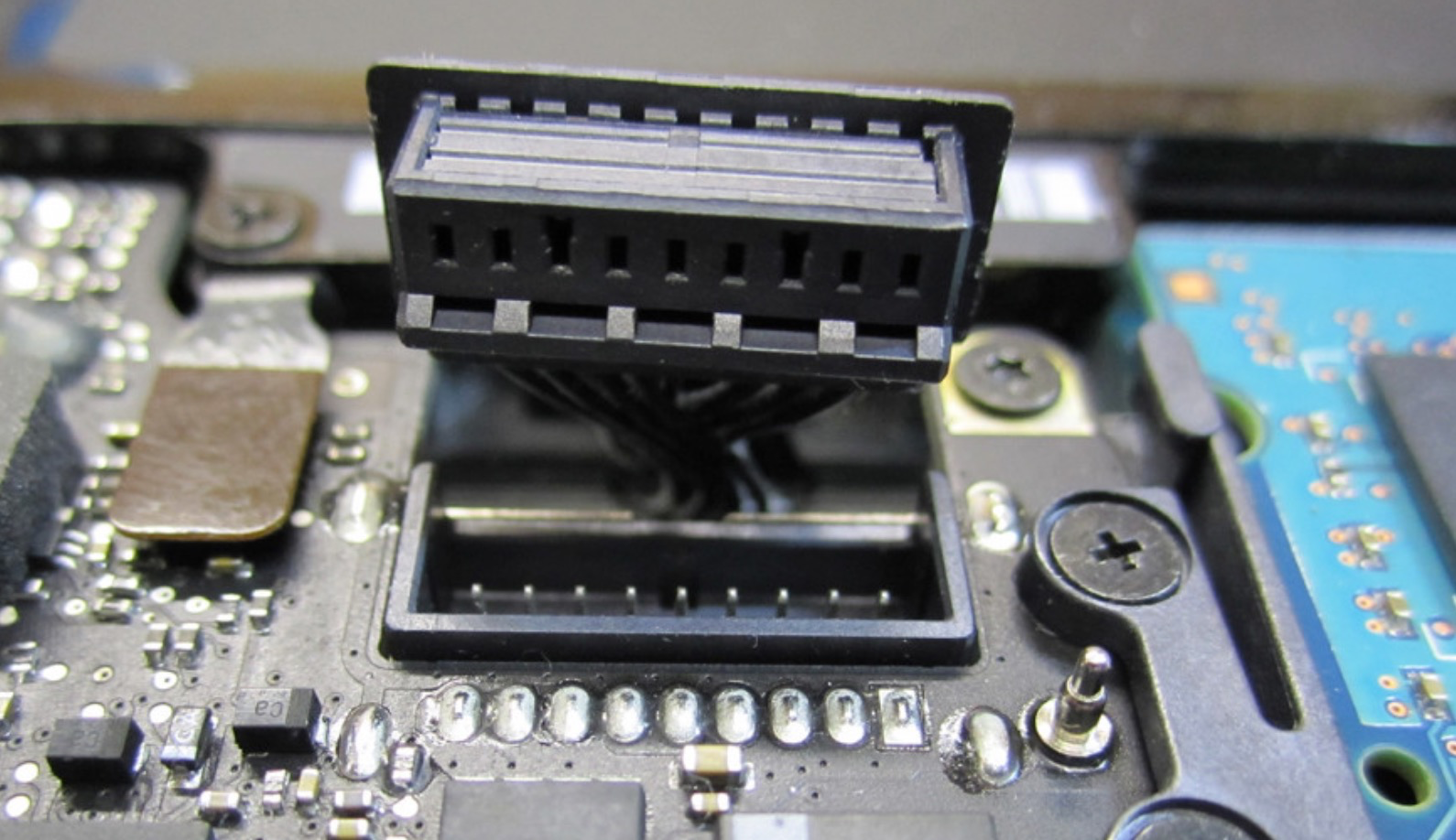 Выбор SSD и настройка Fusion Drive на MacBook Pro - 8