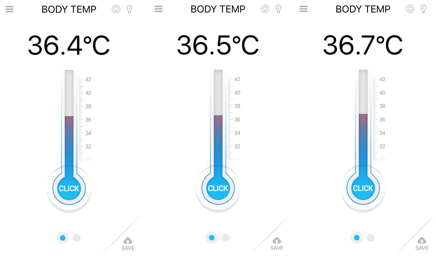 Термокапсула Croise — удобно, компактно и быстро измерить температуру живых и неживых объектов - 3