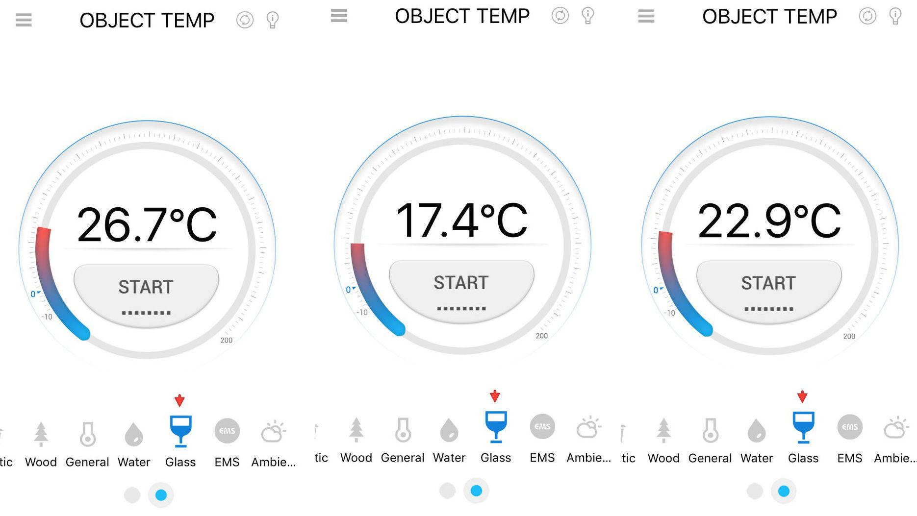 Термокапсула Croise — удобно, компактно и быстро измерить температуру живых и неживых объектов - 6