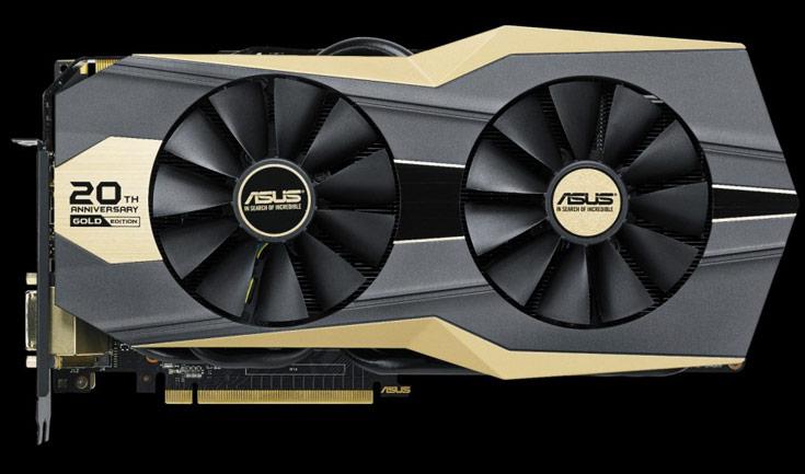 Цену 3D-карты GeForce GTX 980 Ti 20th Anniversary Edition производитель не приводит