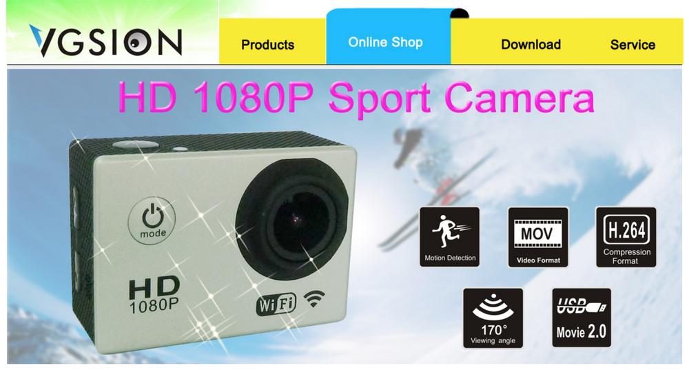 Китайская копия или оригинальный продукт – ответ клеветникам: разбираемся подробно со спортивной камерой AdvoCam - 12