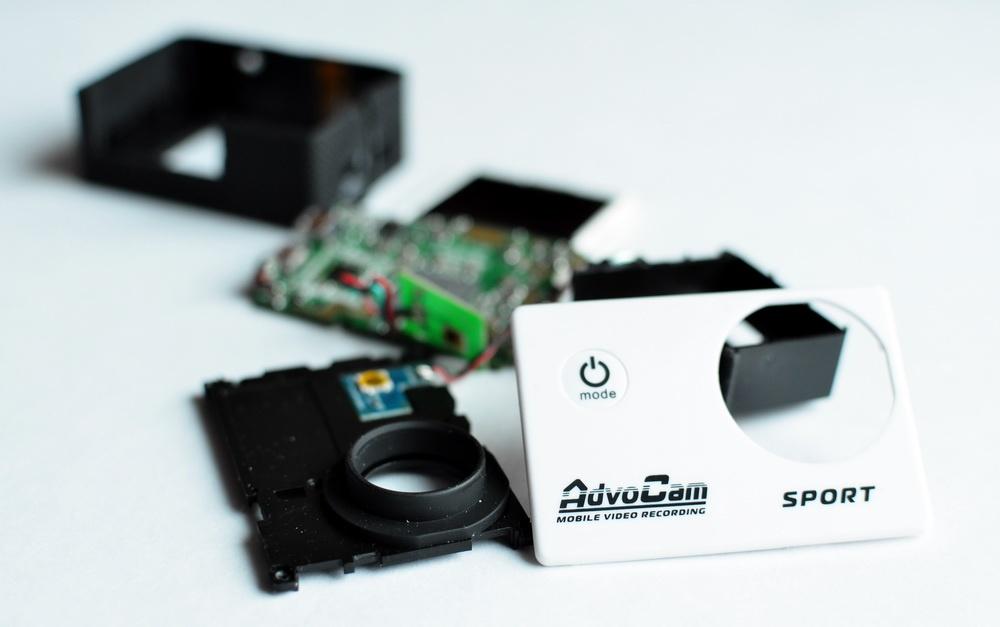 Китайская копия или оригинальный продукт – ответ клеветникам: разбираемся подробно со спортивной камерой AdvoCam - 1