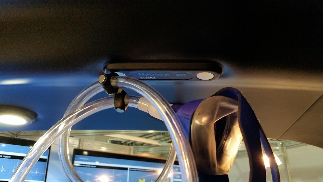 На Московском международном фестивале фитнеса 2015 представили аппарат для комплексного обследования ScanMe - 5