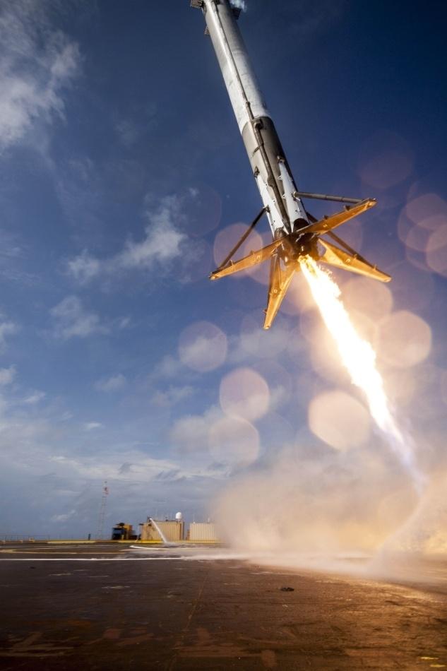 Успех New Shepard: многоразовый носитель и суборбитальный туризм - 3