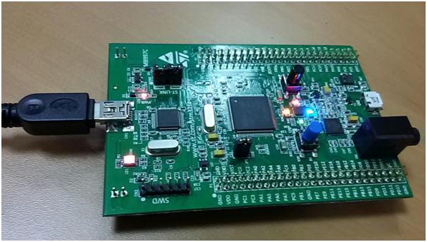 Запуск .Net Micro Framework 4.4 на STM32F4Discovery - 10
