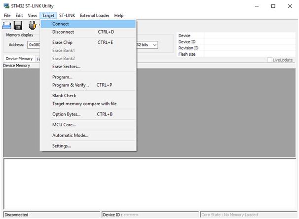 Запуск .Net Micro Framework 4.4 на STM32F4Discovery - 11