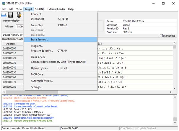 Запуск .Net Micro Framework 4.4 на STM32F4Discovery - 13