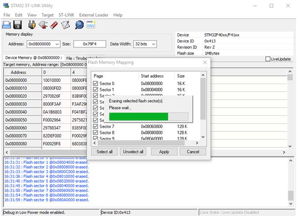 Запуск .Net Micro Framework 4.4 на STM32F4Discovery - 15