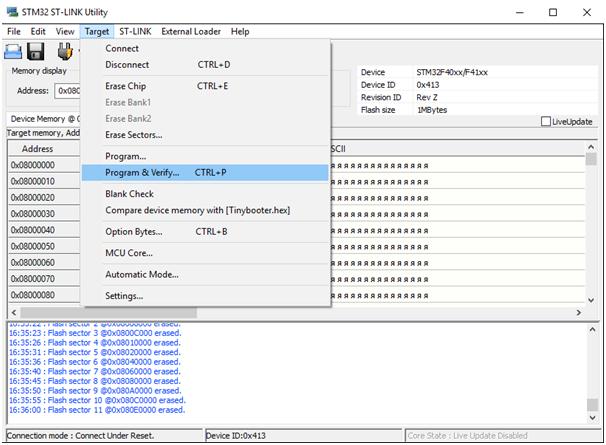 Запуск .Net Micro Framework 4.4 на STM32F4Discovery - 17