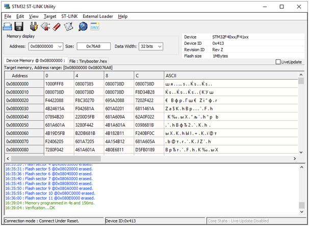 Запуск .Net Micro Framework 4.4 на STM32F4Discovery - 19