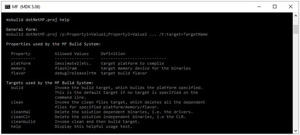 Запуск .Net Micro Framework 4.4 на STM32F4Discovery - 8
