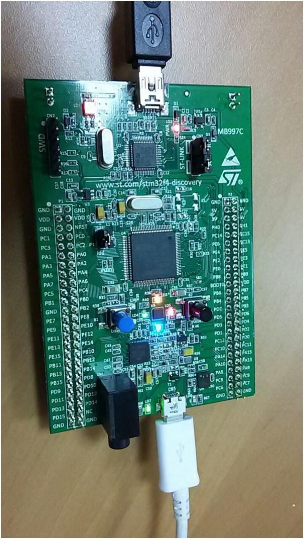Запуск .Net Micro Framework 4.4 на STM32F4Discovery - 1