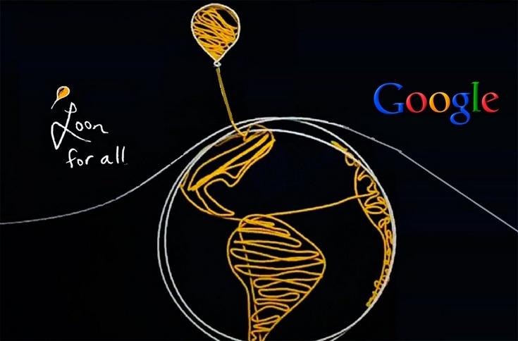 Google запросила у FAA лицензию на эксперименты с Project Loon