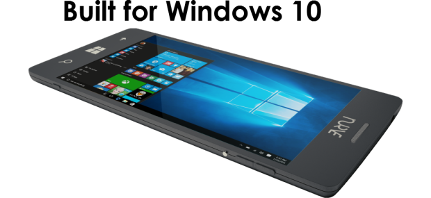 SyncPhone — первый смартфон с настольной версией Windows 10