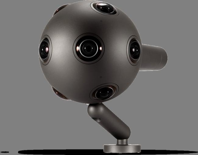 Камера виртуальной реальности Nokia OZO поступит в продажу в первом квартале 2016 по цене $60 000