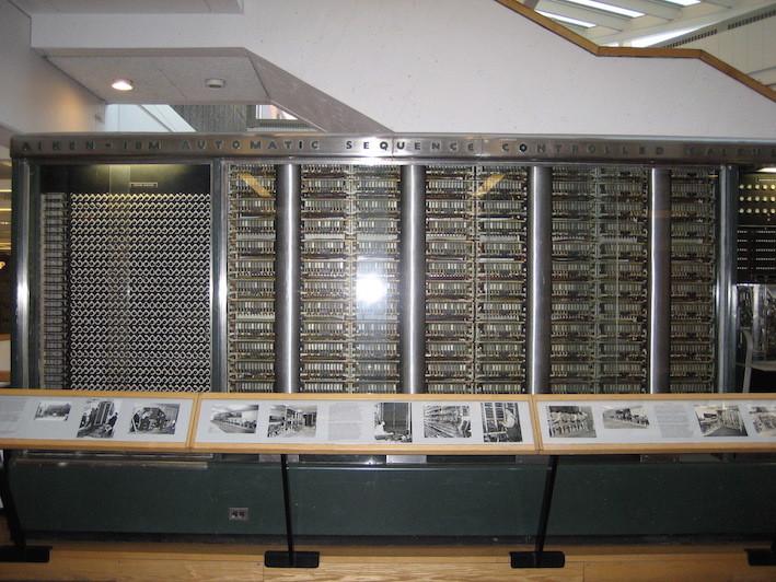 Компьютерное наследие США: Марк I - 11