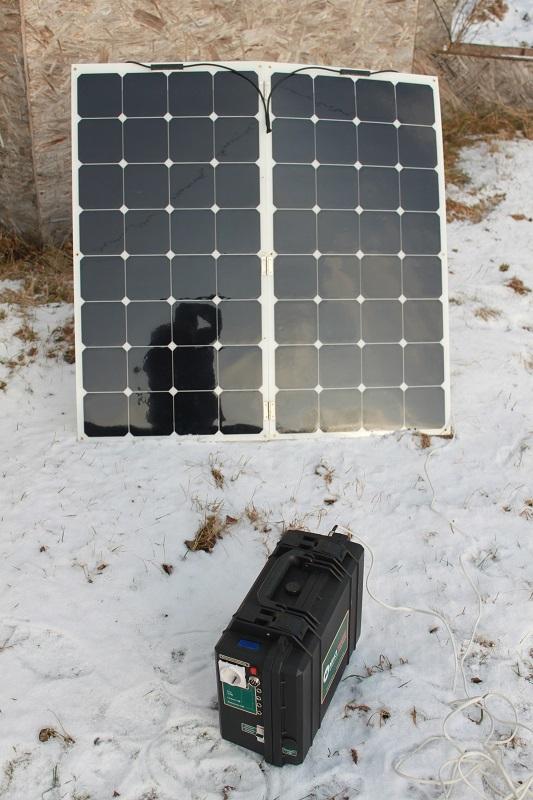 Солнечная энергетика: Чемодан энергии для туриста - 2