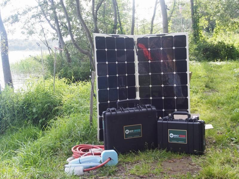 Солнечная энергетика: Чемодан энергии для туриста - 20