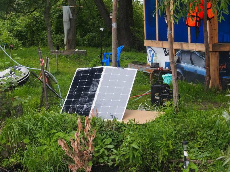 Солнечная энергетика: Чемодан энергии для туриста - 22