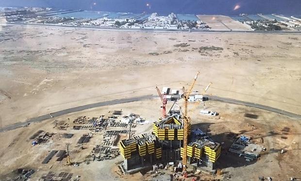 В Саудовской Аравии построят самое высокое здание в мире - 2
