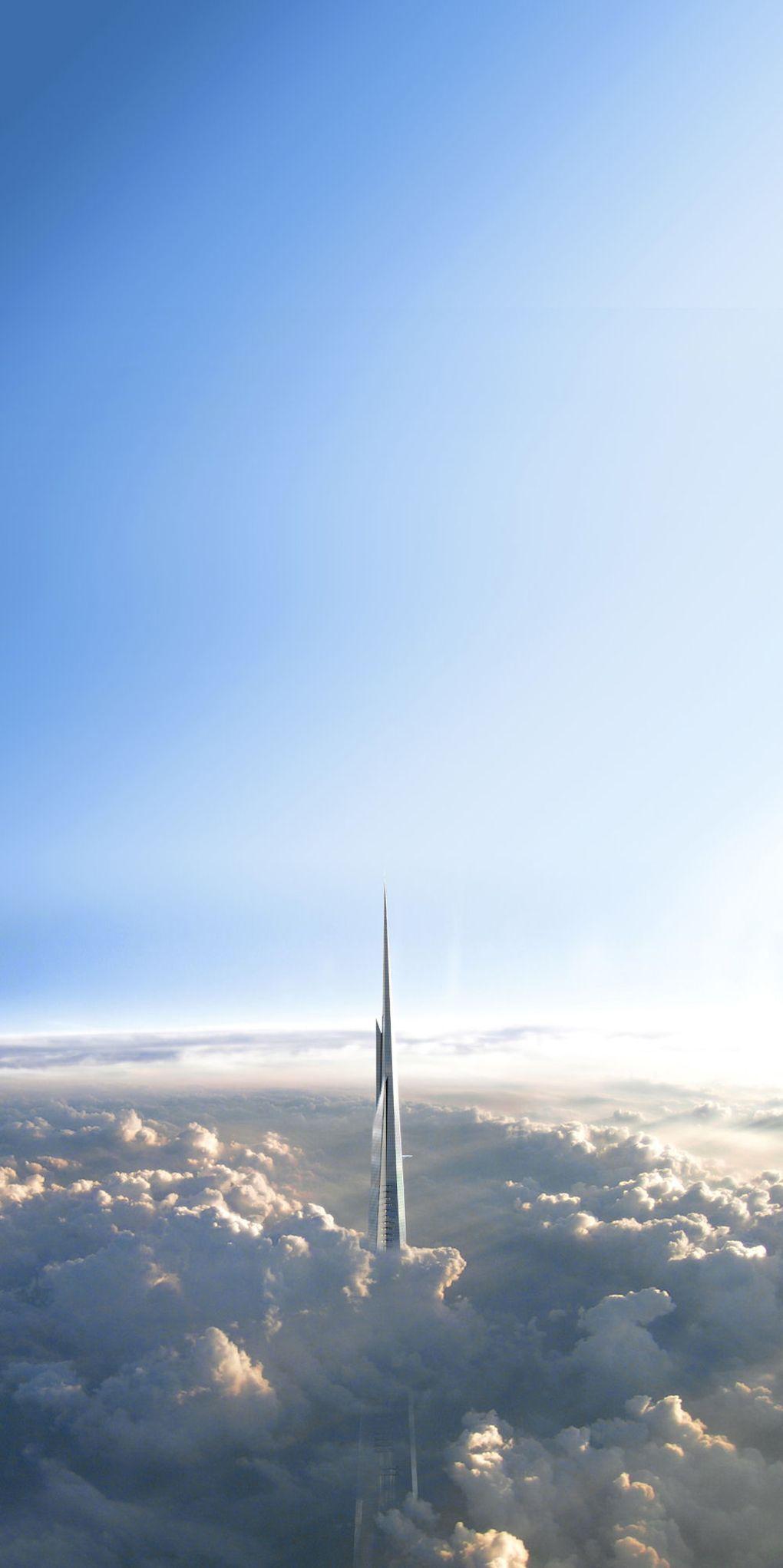 В Саудовской Аравии построят самое высокое здание в мире - 3