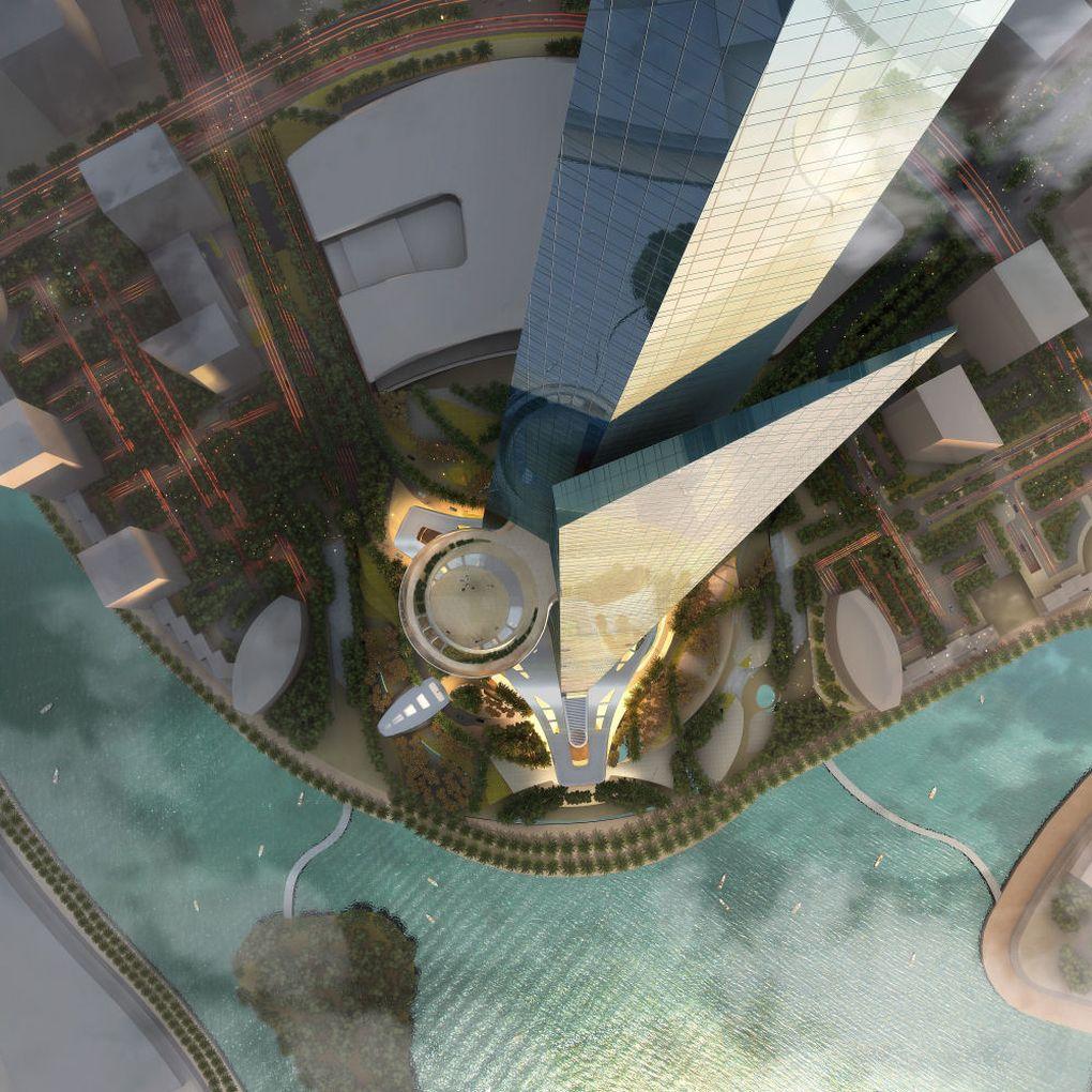 В Саудовской Аравии построят самое высокое здание в мире - 5