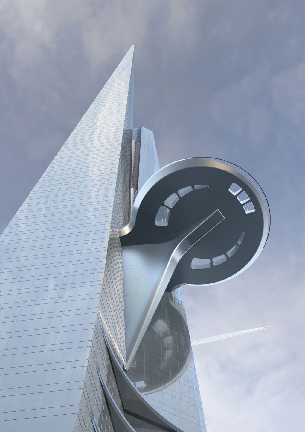 В Саудовской Аравии построят самое высокое здание в мире - 7