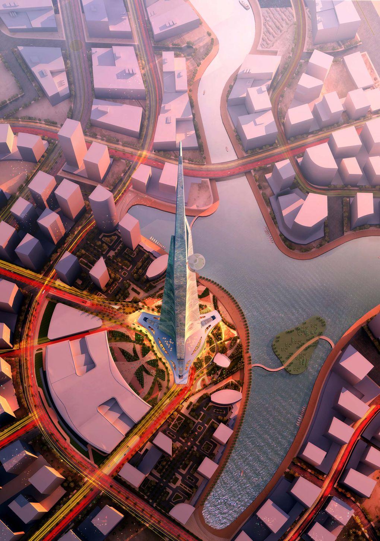 В Саудовской Аравии построят самое высокое здание в мире - 8