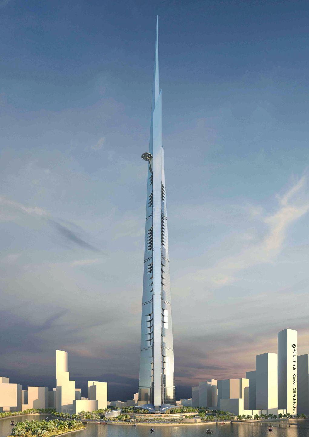 В Саудовской Аравии построят самое высокое здание в мире - 9