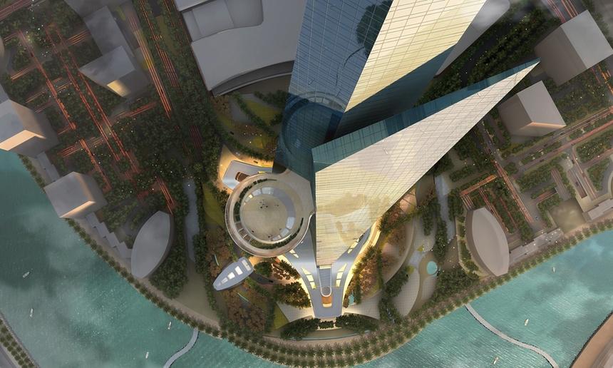 В Саудовской Аравии построят самое высокое здание в мире - 1
