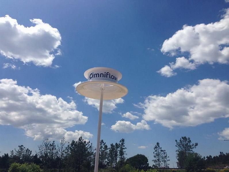 Omniflow – ветровая турбина с солнечными панелями «на борту» - 1
