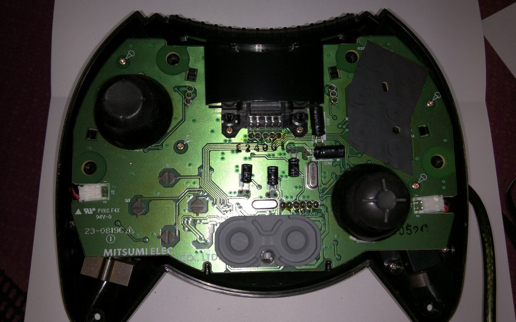 Raspberry Pi Zero + Xbox контроллер=игровая консоль - 3