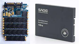 Sage BlackDisk объемом 10 ТБ