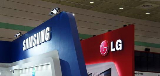 Samsung Display готовится обойти LG Display по продажам во втором полугодии 2015