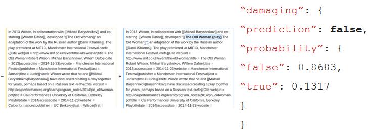 Wikipedia научилась автоматически определять некорректные правки статей при помощи ИИ - 3