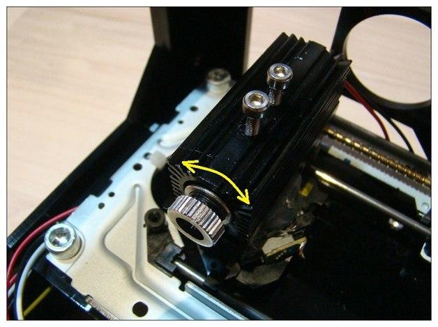 Обзор граверного лазера NEJE или перспективная бизнес модель - 18