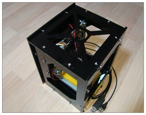 Обзор граверного лазера NEJE или перспективная бизнес модель - 5